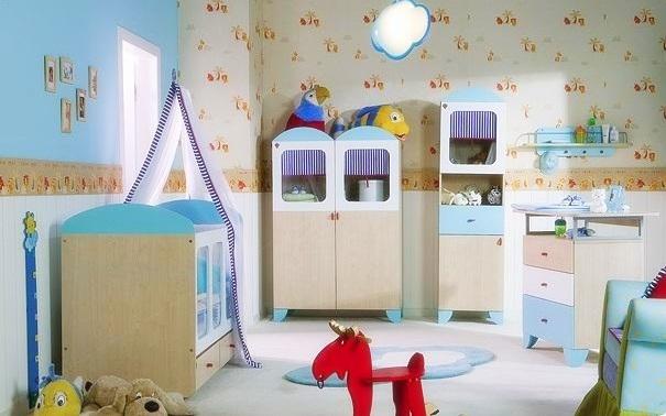 Baby boy room themes