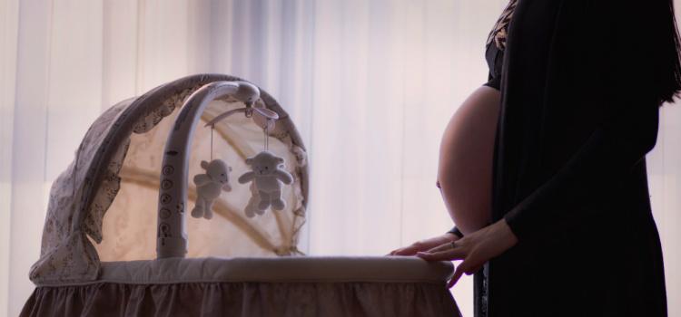 as 40 semanas de gestação e o parto