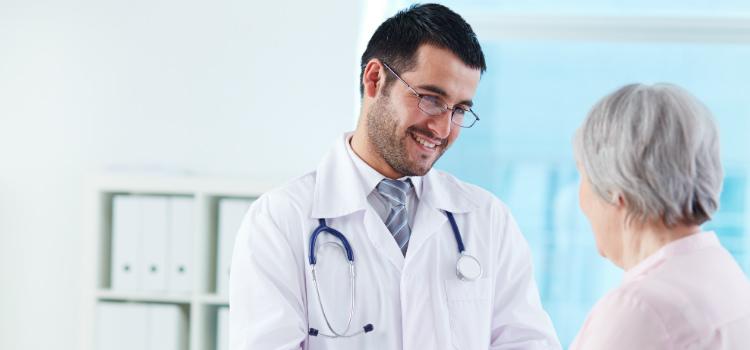 check-up feminino em idades avançaadas