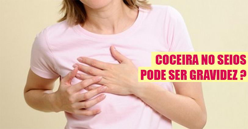 sensibilidade no bico da mama