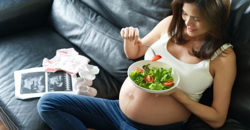 como evitar os gases na gravidez