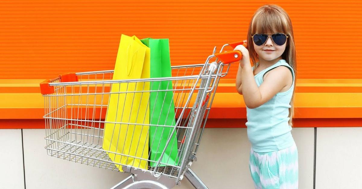 Resultado de imagem para filhos consumistas
