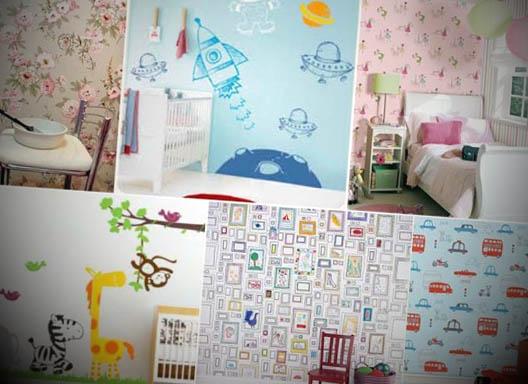 decoracao-da-parede-quarto-infantil