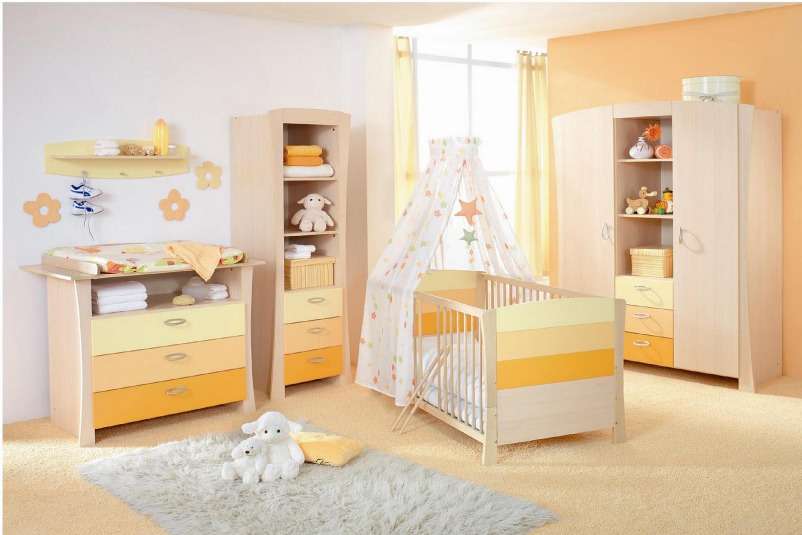 decorar-quarto-bebe-amarelo
