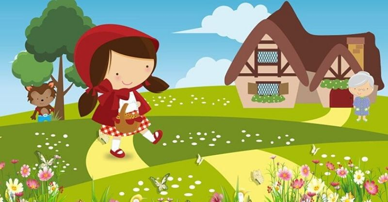 histórias infantis chapeuzinho vermelho