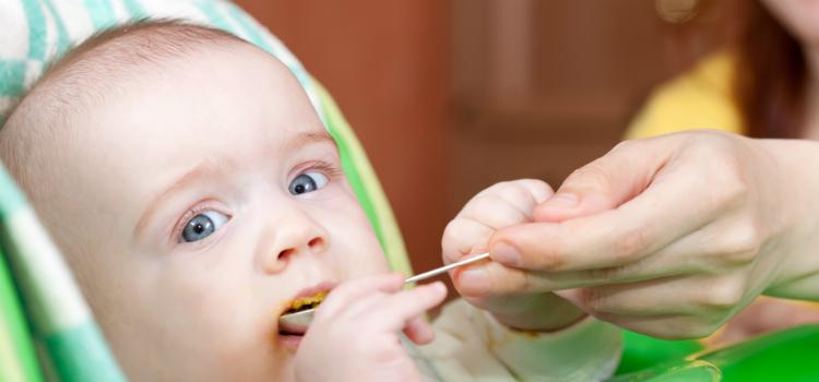 melhores alimentos para cérebro do bebe