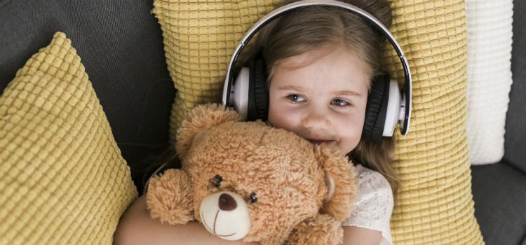música no aprendizado das crianças