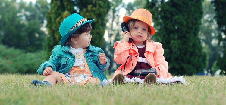 o desenvolvimento da fala da criança