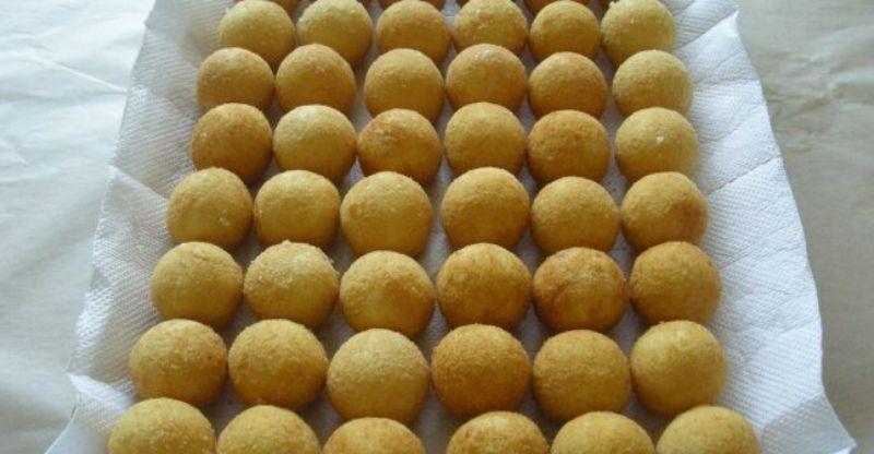 salgadinhos para festa infantil croquete de milho