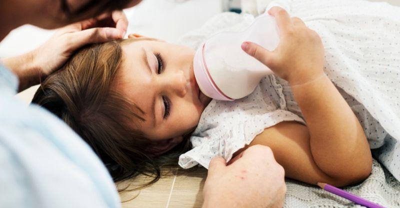métodos de como esterelizar mamadeira