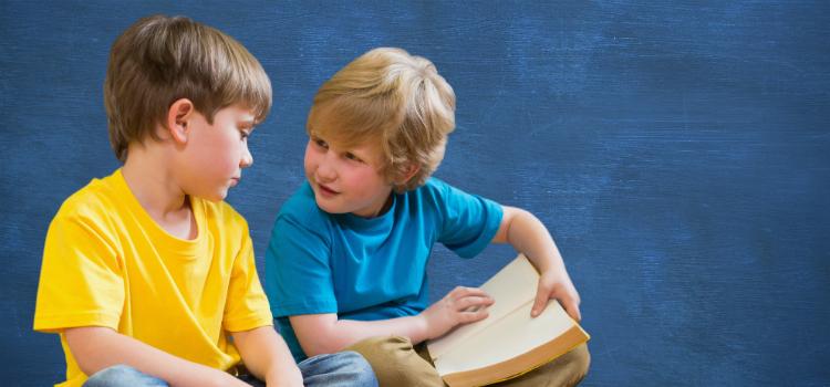socializar para desenvolver a linguagem