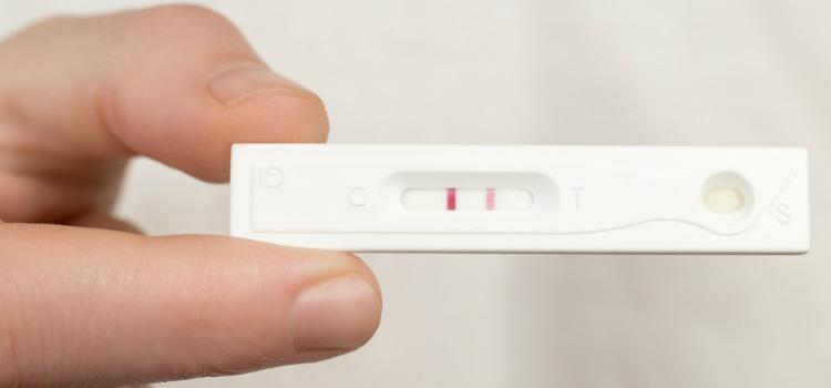 testes caseiros de gravidez e métodos alternativos